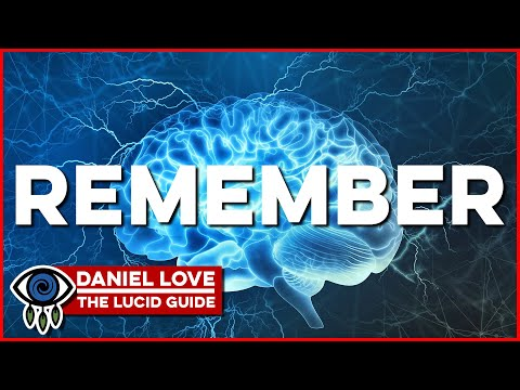 How To Remember Your Dreams (lucid dreaming mind hack)