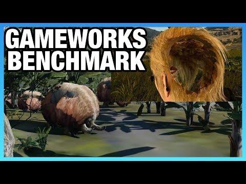Misleading FFXV Benchmark: GameWorks Object Improper Culling