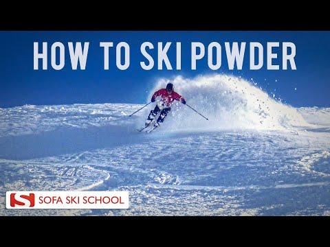 Powder - Ski Lesson 2016