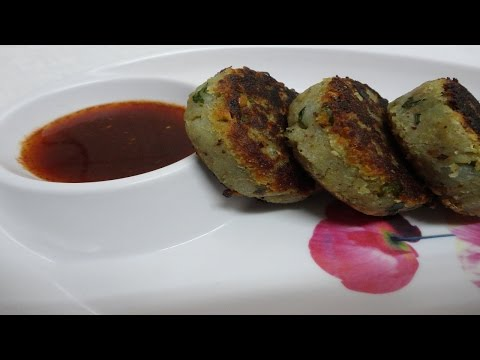 Sweet Potato Cutlets