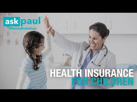 AskPaul Ep 9 - Health Insurance For Children
