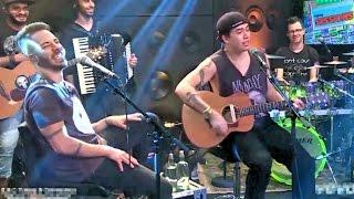 Imitações cantando - Whindersson Nunes - Vevo Sessions HD