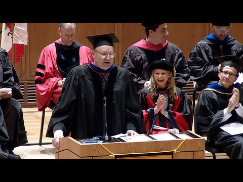 Goldman School of Public Policy Commencement 2018