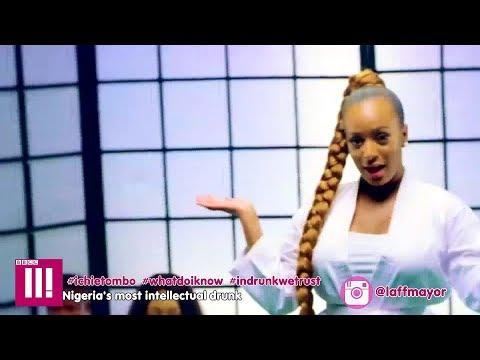 "Skit : Naijas Craziest Comedy - When Ichie Tombo Heard Otedola's Daughter DJ Cuppys Song ""Werk"""