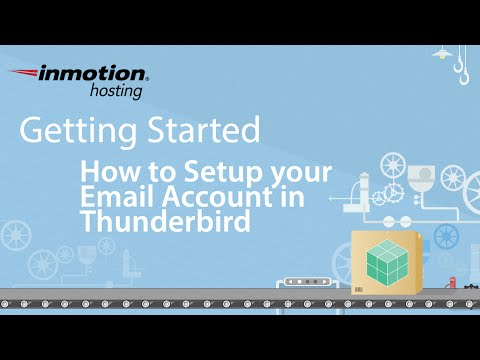 How to Setup your Email Account in Thunderbird