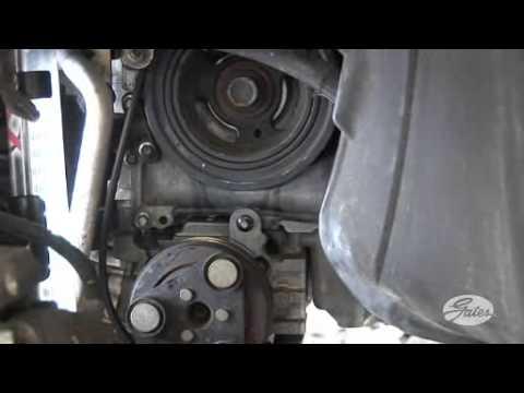 Gates Stretch Fit Belts Mazda 3