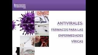 Tema 44. Antivíricos o fármacos indicados para las enfermedades víricas.