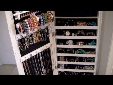Jewelry Haul & Storage (Lori Greiner Safekeeper)
