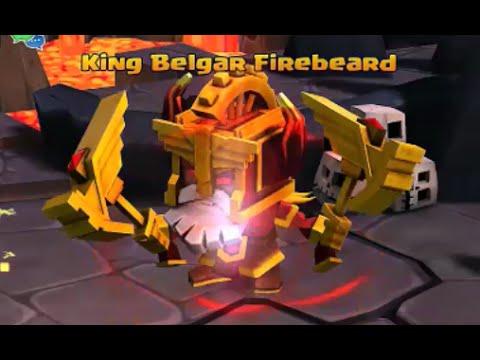 Fun Team for the Gold Island Runs!! - Dungeon Boss