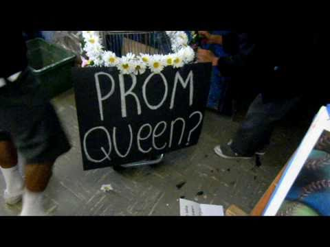 Asking A Girl To Prom LIKE A BOSS-DADDY