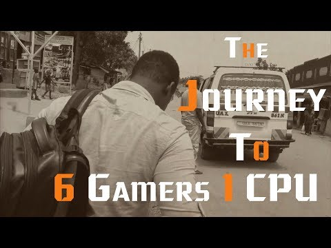 The Journey To 6 Gamers 1 CPU  #LGUltraWide, #LGUltraWideFestival, #DreamQuest, #34UC89G