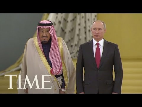 Putin Welcomes Saudi Arabia Into His Middle East Sphere Of Influence To Expand Russian Role | TIME