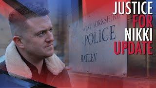 Tommy Robinson: Justice for Nikki UPDATE - Uncovering Batley