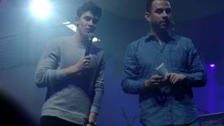 Shawn Mendes - Q & A with Fans at Camp Izze, Brooklyn, NY