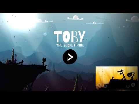 Toby: The Secret Mine --- GAMEPLAY ANDROID - FaceCAM