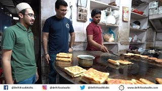 Mumbai Non-Veg Food Tour - Chicken Patrel Biryani (Biryani without rice) + Bara Handi + Baida Roti