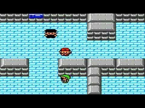 Pokemon Crystal Part 49 - Goldenrod Radio Tower (4)