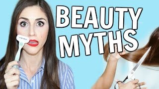 Beauty Myths You Still Believe (BUT SHOULDN
