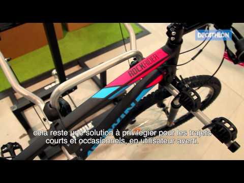 Decathlon Porte Vélo