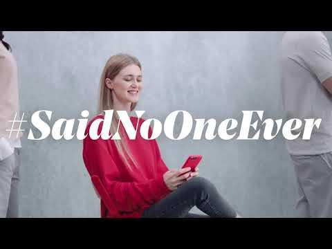 Queuing is my favourite hobby #SaidNoOneEver - Virgin Mobile UAE