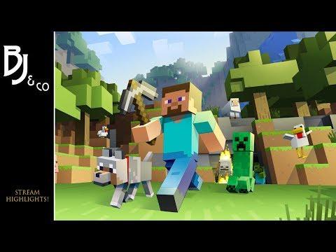 Minecraft Livestream Highlights May 7th