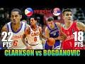 Download  Jordan Clarkson (PHI) vs Bogdan Bogdanovic (SERBIA) | Full Duel Highlights | Cavaliers vs Kings MP3,3GP,MP4