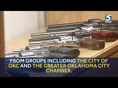 Bill that would allow gun carrying without a permit passes Oklahoma House