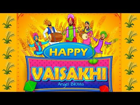 Happy Baisakhi Wishes 2018 | WhatsApp Status | Baisakhi/Vaisakhi Wishes|Greetings|DJ Songs|Images|