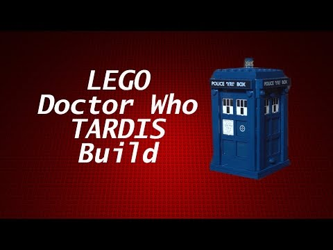 Lego Doctor Who TARDIS Build and Review