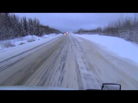 RVHaulers Delivery to Alaska Road Trip Part 1