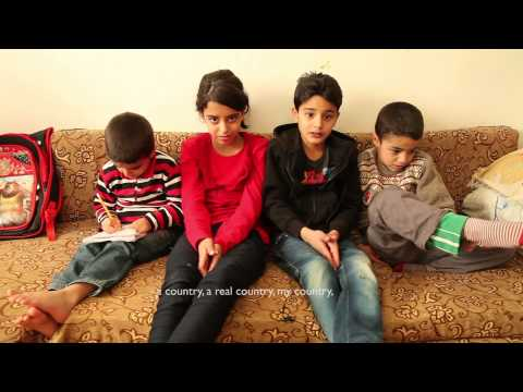 Syrian Children Call for Peace - Syrian Conflict and World Vision Canada | World Vision