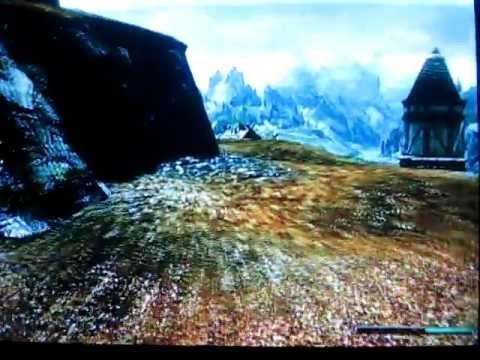 Skyrim: secret chest under whiterun