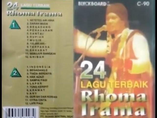 Download 24 Lagu Terbaik Rhoma Irama MP3 Gratis