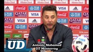 Conferencia de prensa: Antonio Mohamed (Monterrey 3-2 Al Sadd) Mundial de Clubes