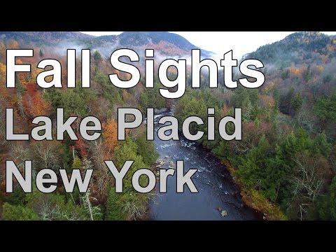 Lake Placid (NY) Fall Sights