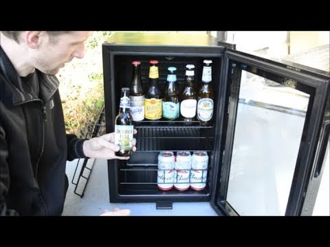 NewAir Beverage Cooler AB-850B Unboxing Review