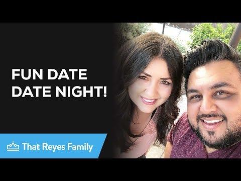 😍DATE NIGHT - That Reyes Family Vlogs