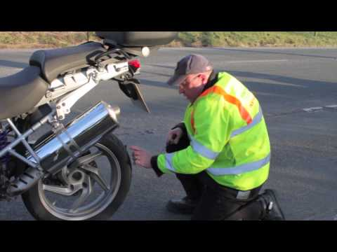 Peak Rider Adventure - Tubeless Tyre Puncture Repair
