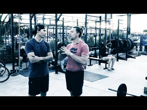 Talking About Rowing Cross Training With CrossFit Strongman Coach Logan Gelbrich
