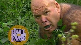 "George ""The Animal"" Steele: WWE Hall of Fame Class of 1995"