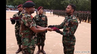 New 350 Commandos Receive Graduation in Thrilling Ceremony