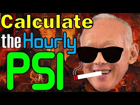How to Calculate the Hourly PSI