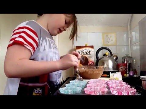 How to make corn flake cakes❤️