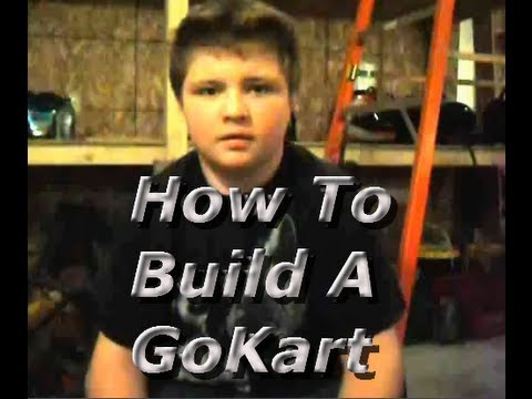 How To Build A GO KART In 6 Easy Steps