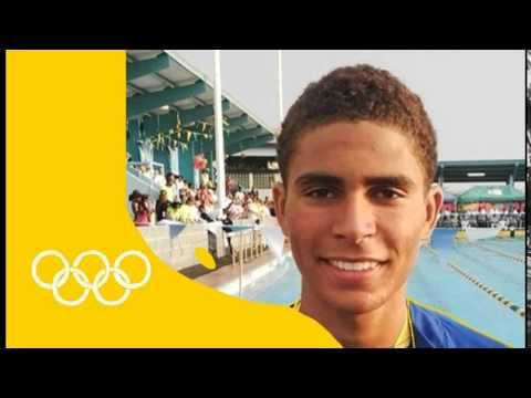 Bermuda Youth Olympic Team Profiles - Jesse Washington
