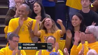 Cleveland Cavaliers at Golden State Warriors | June 4, 2017