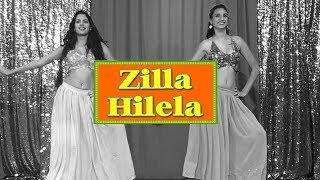 Zilla Hilela - Jabariya Jodi | Sidharth Malhotra & Elli AvrRam | Fiona ft. Sanam