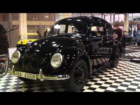 1938 Volkswagen at The VolksWorld Show Sandown Park Racecourse March 2012
