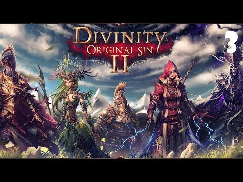 Divinity Orginal Sin 2: How To Break Out of Fort Joy Prison