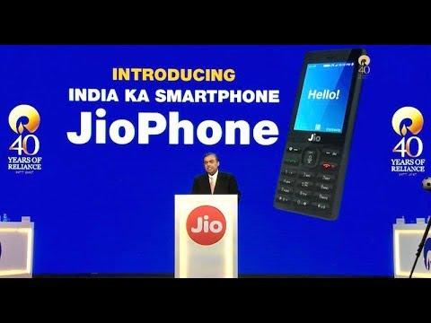 Jio दे रहा है मुफ्त 4g फोन । देने होगा  1500 Rs Security Deposit